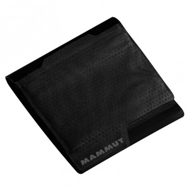 MAMMUT Smart Wallet Light black pénztárca