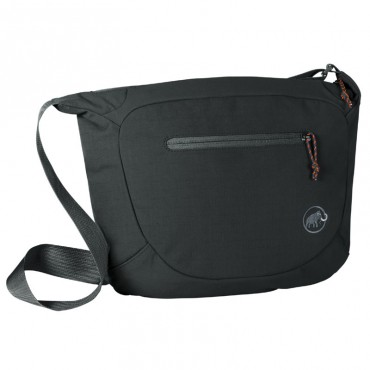 MAMMUT Shoulder Bag Round 4L black táska